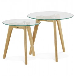 Table basse SALERNE CLEAR