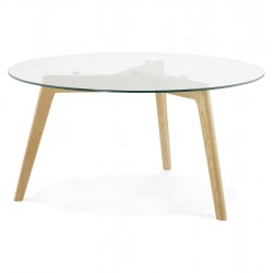 Table basse FOGGIA CLEAR