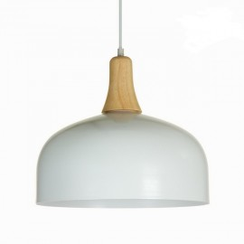 Lampe suspendue Cary blanche
