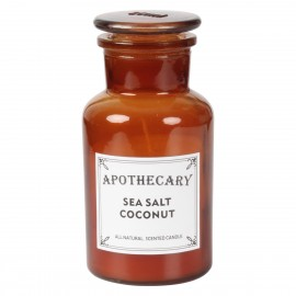 Bougie Apothicaire Sea Salt Coconut (net:200gr)