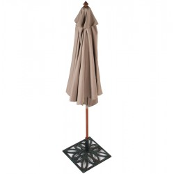 Parasol LISTOWEL TAUPE