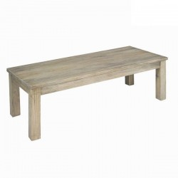 Table Basse en Bois (L.140Xl.60Xh.45cm) EDOUARD